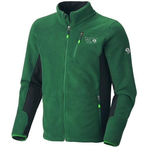 Mountain Hardwear Dual Fleece Jacket Reviews - Trailspace.com