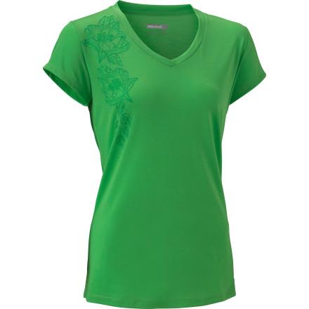 photo: Marmot Indie T-Shirt hiking shirt