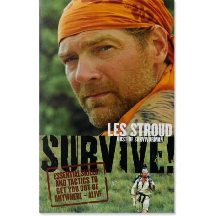HarperCollins Les Stroud Survive