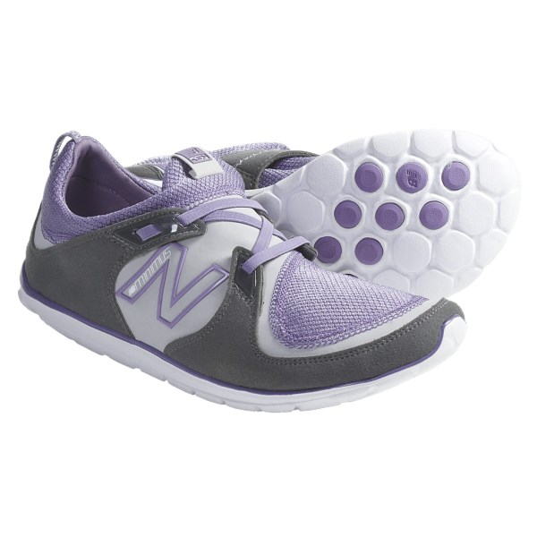 photo: New Balance WW10 Minimus trail running shoe