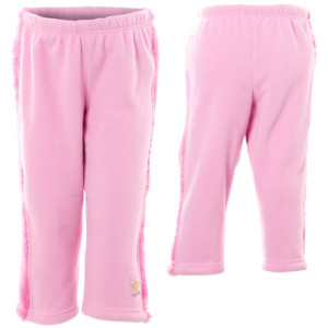 photo: Outside Baby Girls' Curly Windproof Fleece Pant fleece pant