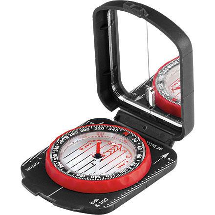 photo: Brunton 26DNL-CL Avalanche handheld compass