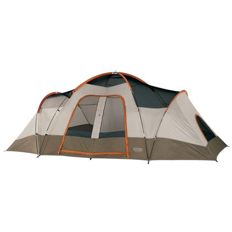 photo: Wenzel Great Basin tent/shelter