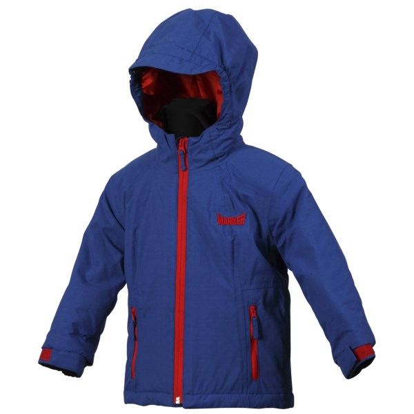 photo: Marker USA Caribou synthetic insulated jacket