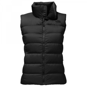 photo: The North Face Women's Nuptse Vest down insulated vest