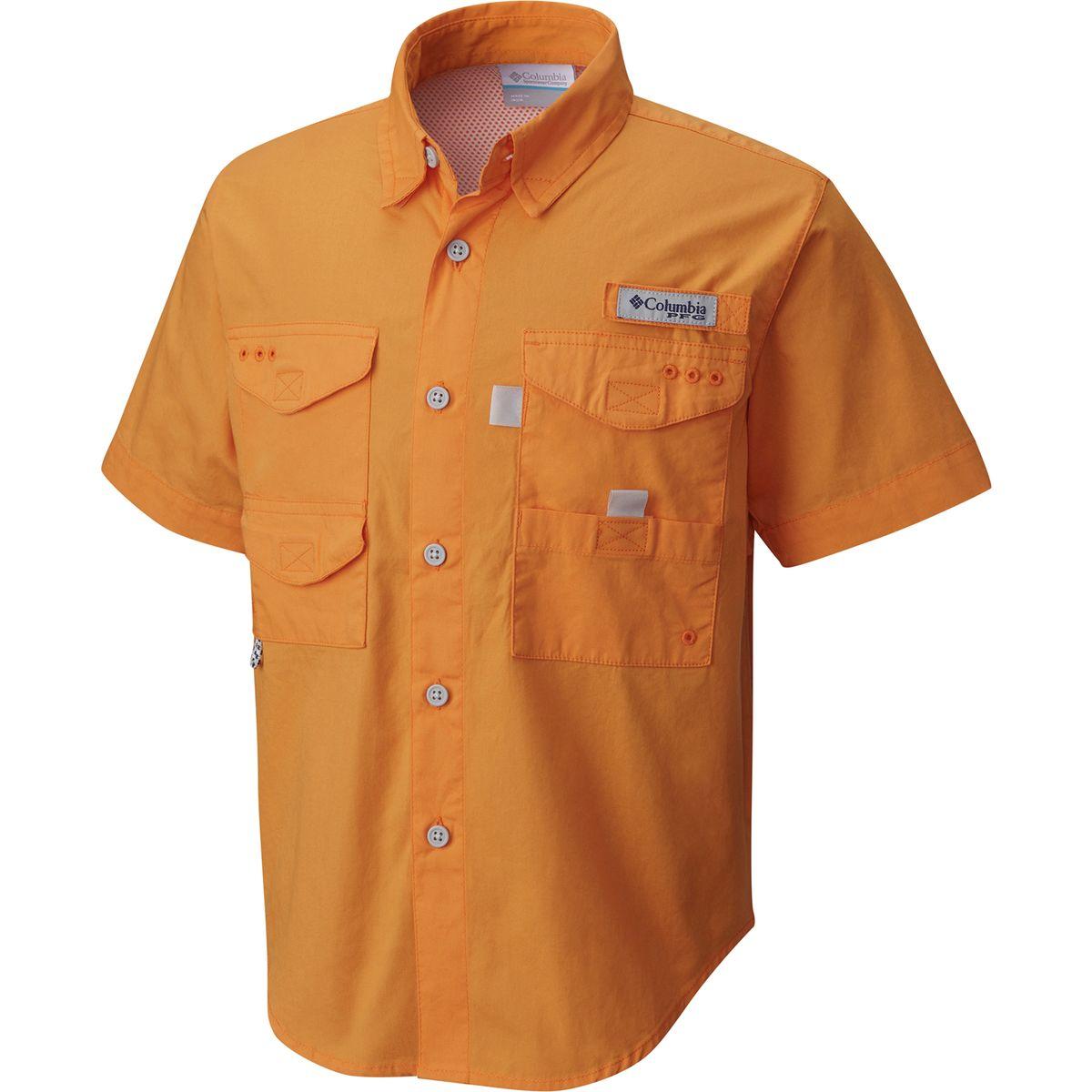 Columbia Super Bonehead Short Sleeve Shirt