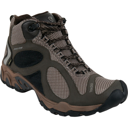 photo: TrekSta Women's Evolution Mid GTX hiking boot