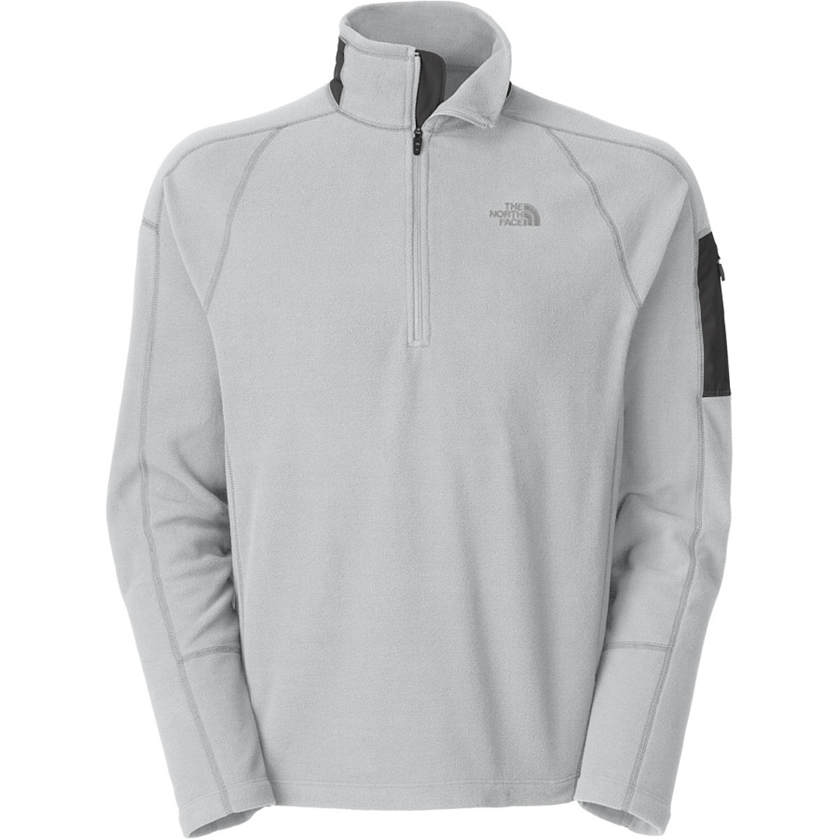 photo: The North Face RDT 100Wt 1/2 Zip fleece top