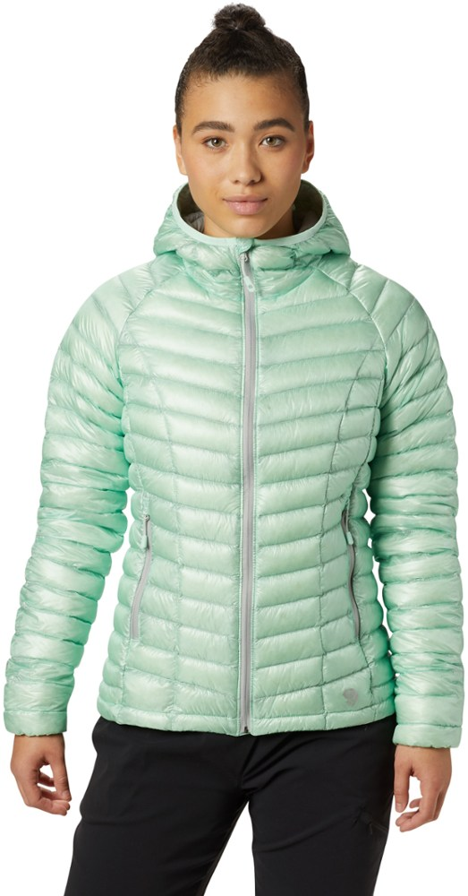Mountain Hardwear Ghost Whisperer Hooded Down Jacket