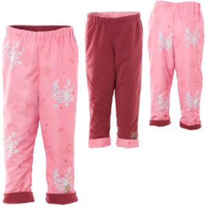 photo: Outside Baby Girls' 2 Layer Windproof Pant fleece pant
