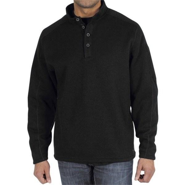 ExOfficio Alpental Long-Sleeve Pullover Fleece