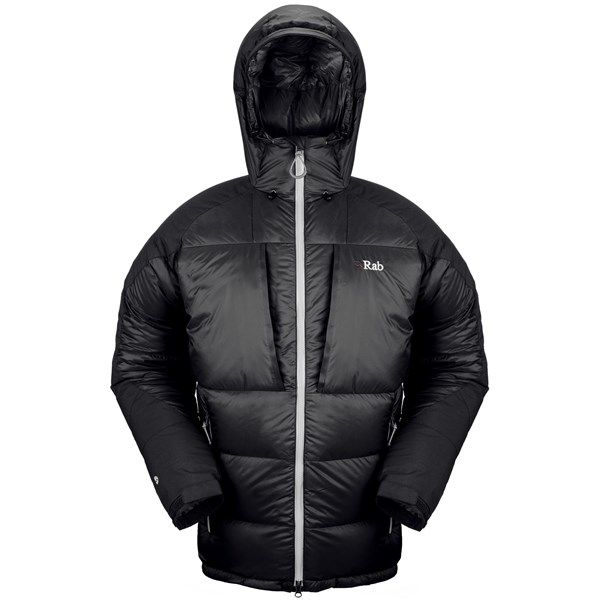 photo: Rab Jannu Jacket down insulated jacket