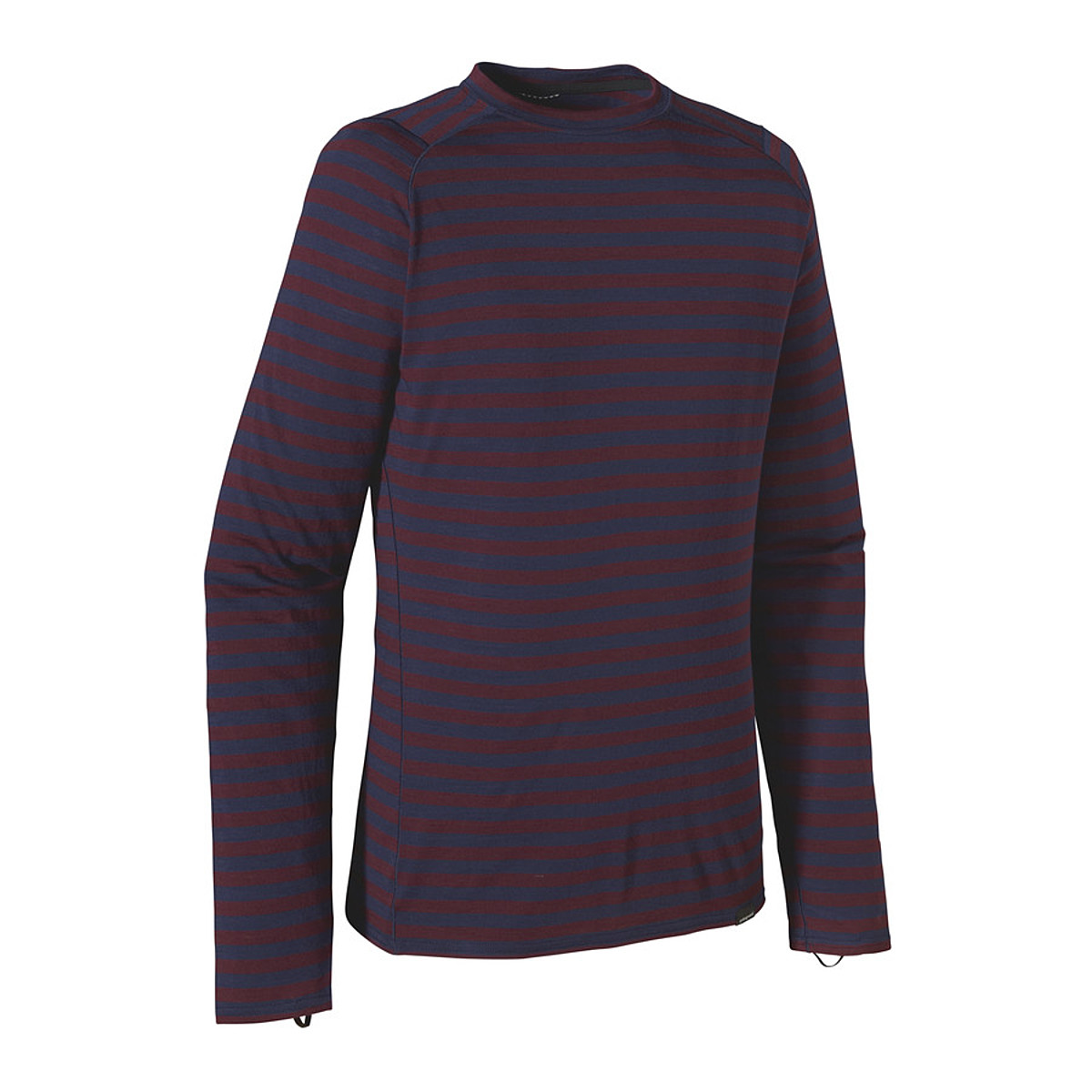 photo: Patagonia Men's Merino 2 Lightweight Crew base layer top