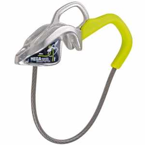 photo: Edelrid Mega Jul belay/rappel device