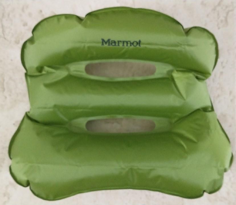 photo: Marmot Strato Pillow pillow