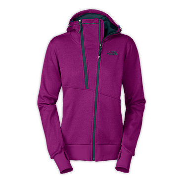 photo: The North Face Stynger Hoodie fleece jacket