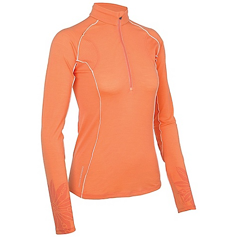 photo: Icebreaker Flash Long Sleeve Half Zip long sleeve performance top