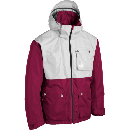 photo: Cross Charge Jacket snowsport jacket