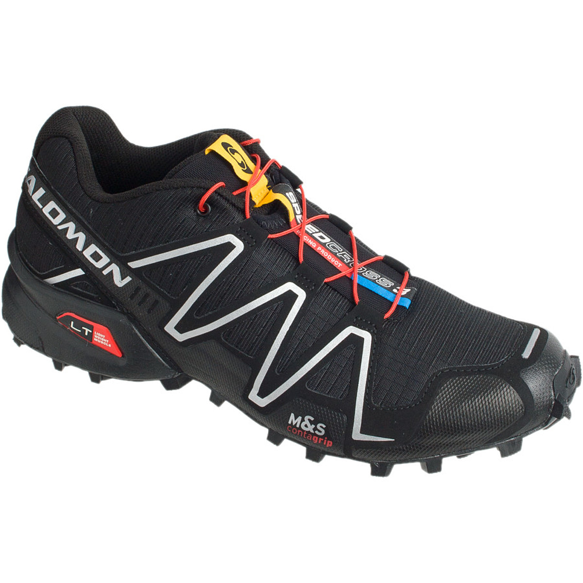 photo: Salomon SpeedCross 3 trail running shoe