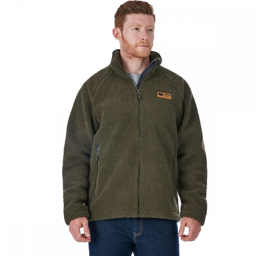 photo: Rab Original Pile Jacket fleece jacket