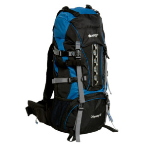 photo: Hi-Tec Odyssey 65 weekend pack (3,000 - 4,499 cu in)