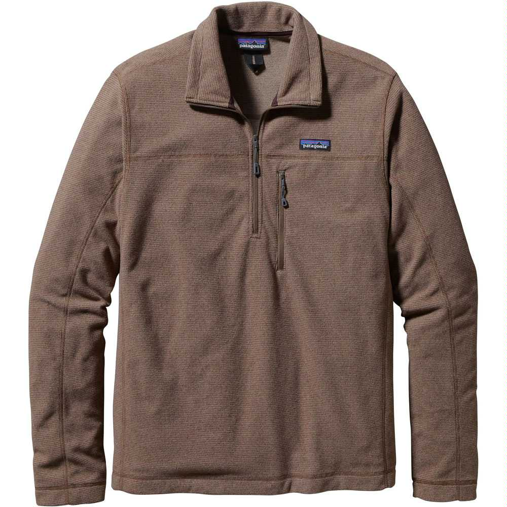 photo: Patagonia Oakes 1/4-Zip Pullover fleece top