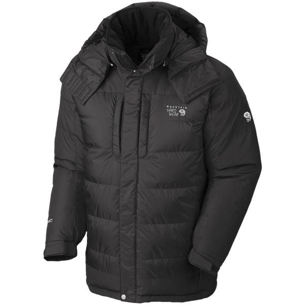 photo: Mountain Hardwear Chillwave Parka down insulated jacket