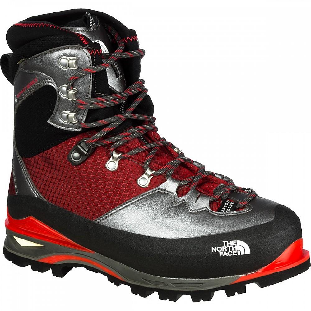 photo: The North Face Verto S6k Glacier GTX mountaineering boot