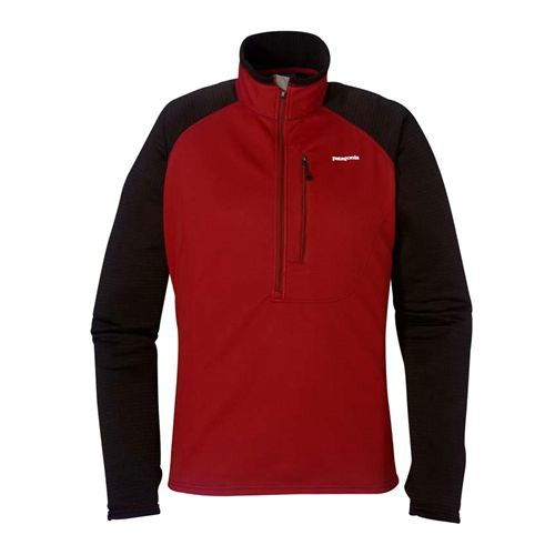 photo: Patagonia Wind Track Pullover fleece jacket