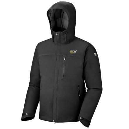 photo: Mountain Hardwear Synchronicity Jacket down insulated jacket