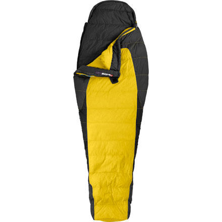 photo: The North Face Women's Kilo Bag 3-season down sleeping bag