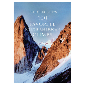 photo: Patagonia 100 Favorite North American Climbs climbing book