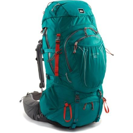 photo: REI Crestrail 65 weekend pack (3,000 - 4,499 cu in)