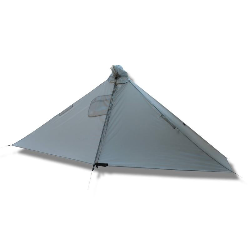 photo: Six Moon Designs Gatewood Cape tarp/shelter