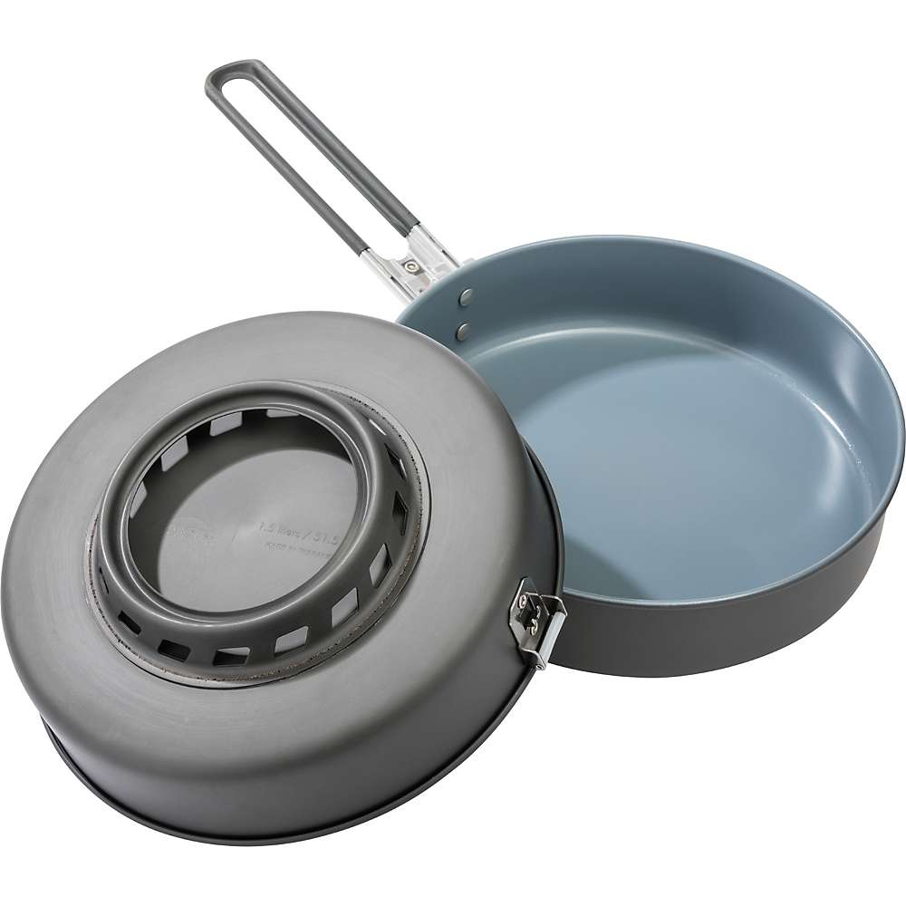 photo: MSR WindBurner Ceramic Skillet pot/pan