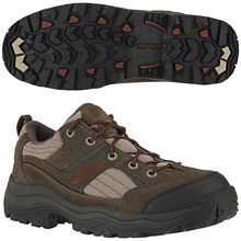 photo: Columbia Women's Razor Ridge II trail shoe
