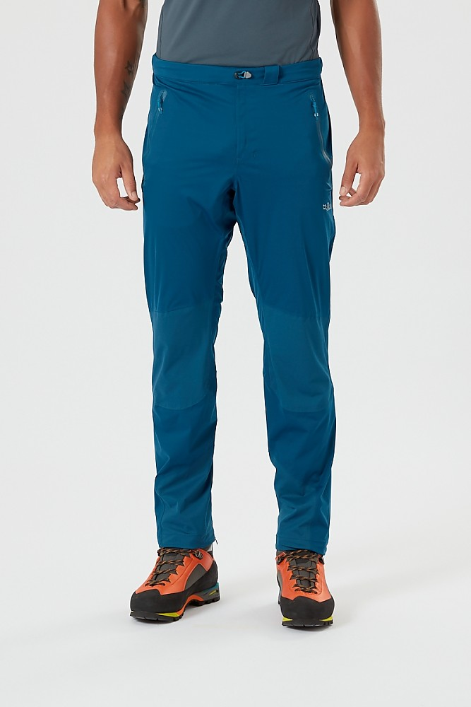 photo: Rab Kinetic Alpine Pants waterproof pant