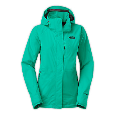 photo: The North Face Women's Varius Guide Jacket waterproof jacket