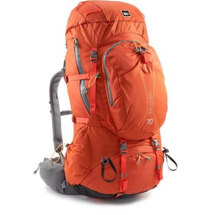 photo: REI Crestrail 70 weekend pack (3,000 - 4,499 cu in)