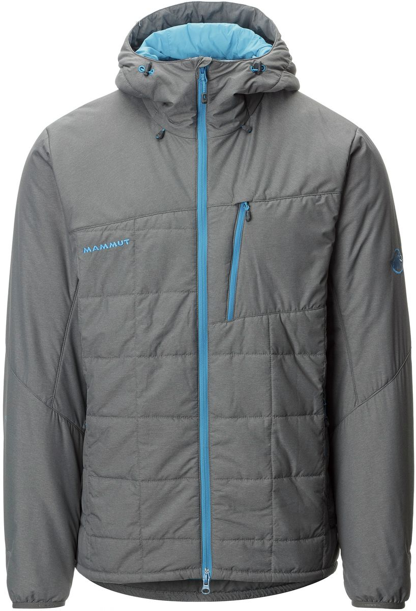 photo: Mammut Alvier IN Hooded Jacket snowsport jacket