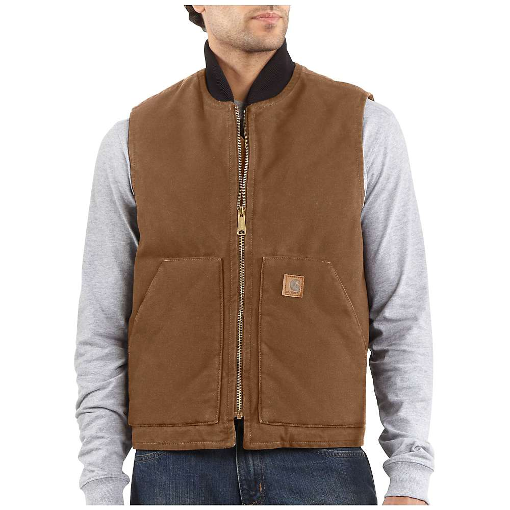 photo: Carhartt Sandstone Vest vest