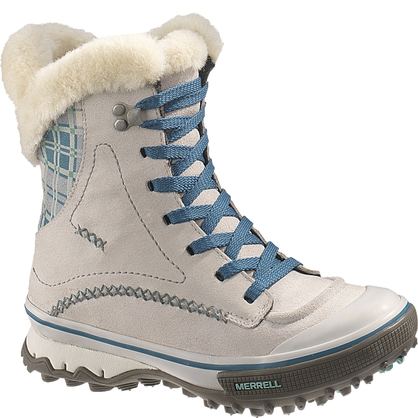 photo: Merrell Pixie Lace Waterproof winter boot