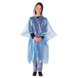 photo: Liberty Mountain Emergency Poncho emergency shelter
