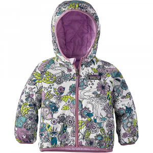 photo: Patagonia Reversible Puff-Ball Jacket synthetic insulated jacket