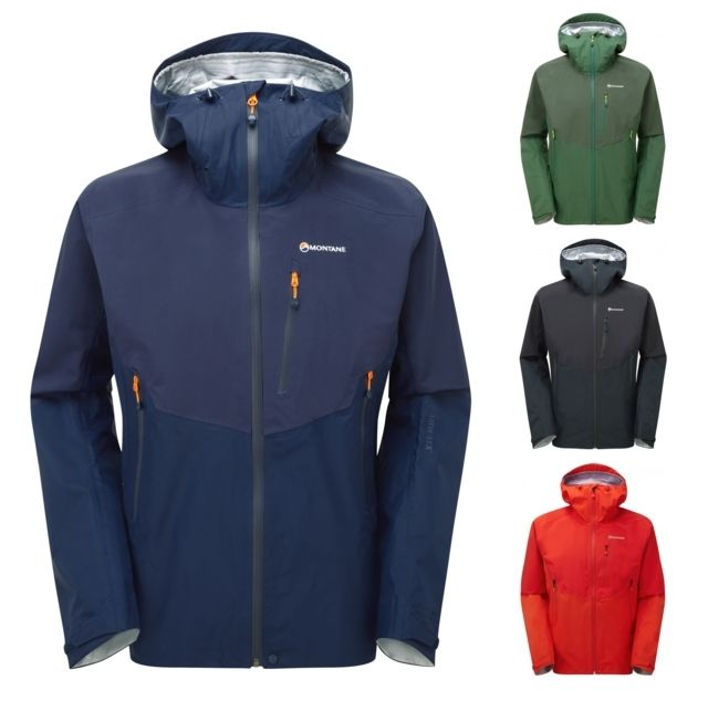 photo: Montane Ajax Jacket waterproof jacket