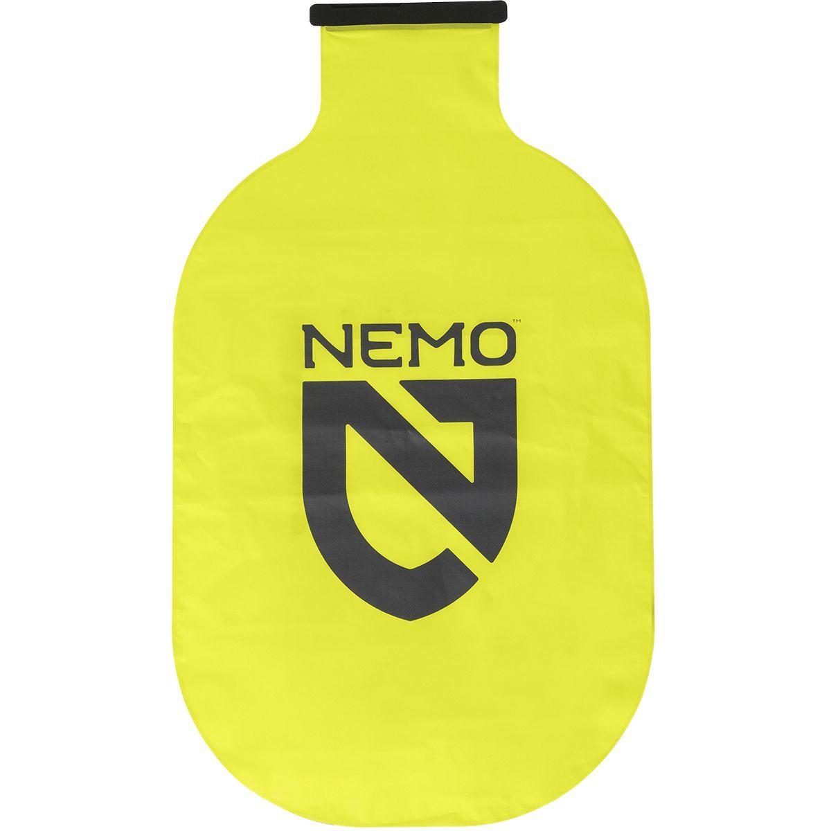 photo: NEMO Vortex Pump Sack sleeping pad accessory
