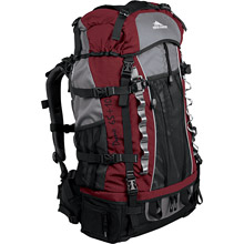 photo: High Sierra Dyno 65+10 weekend pack (3,000 - 4,499 cu in)