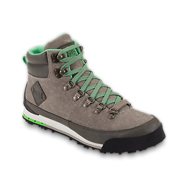 photo: The North Face Back-to-Berkeley Boot Canvas hiking boot