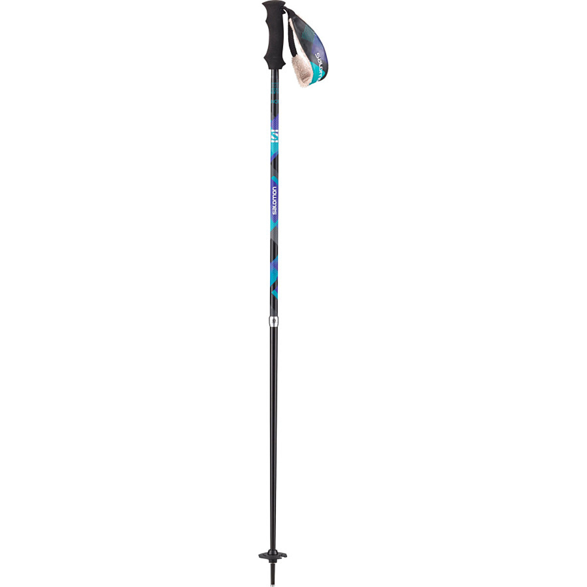 photo: Salomon Angel Ski Pole alpine touring/telemark pole