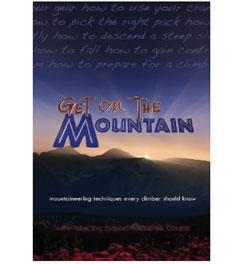 AlpenBooks Get On The Mountain DVD
